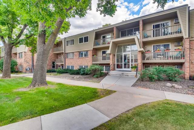 7414 W 22nd Street #215, Saint Louis Park, MN 55426 (#5630376) :: The Michael Kaslow Team