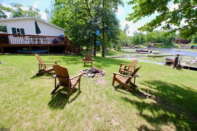 15440 Dream Island Circle, Crosslake, MN 56442 (#5631077) :: Servion Realty