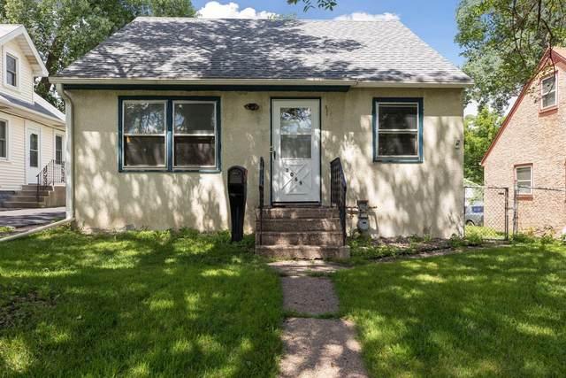 1069 4th Street E, Saint Paul, MN 55106 (#5631697) :: Bos Realty Group