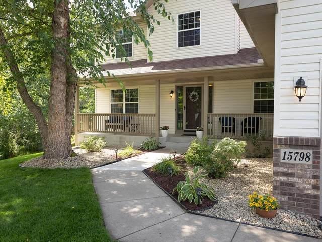 15798 Crane Street NW, Andover, MN 55304 (#5632029) :: The Pietig Properties Group