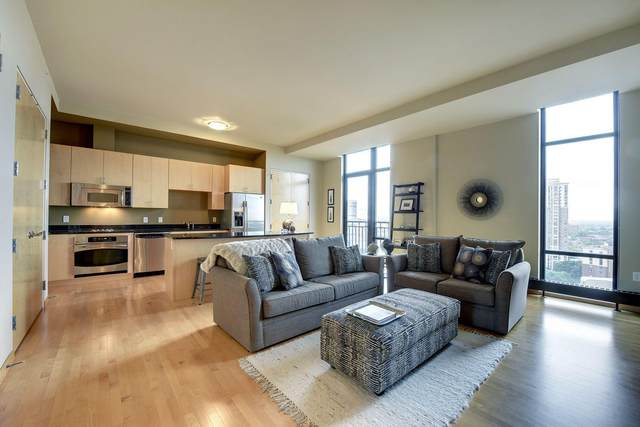 201 S 11th Street #1640, Minneapolis, MN 55403 (#5633008) :: Bos Realty Group