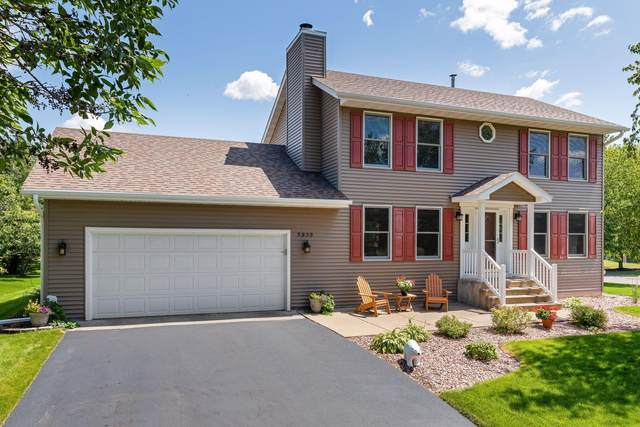 5930 Red Pine Boulevard, White Bear Twp, MN 55110 (#5635466) :: Tony Farah | Coldwell Banker Realty