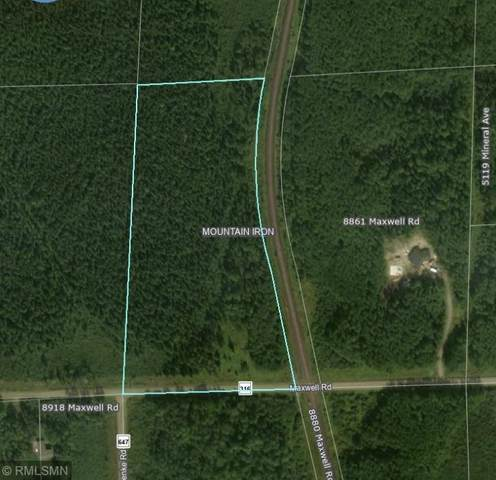 TBD Maxwell Rd, Mountain Iron, MN 55768 (#5635964) :: Tony Farah | Coldwell Banker Realty