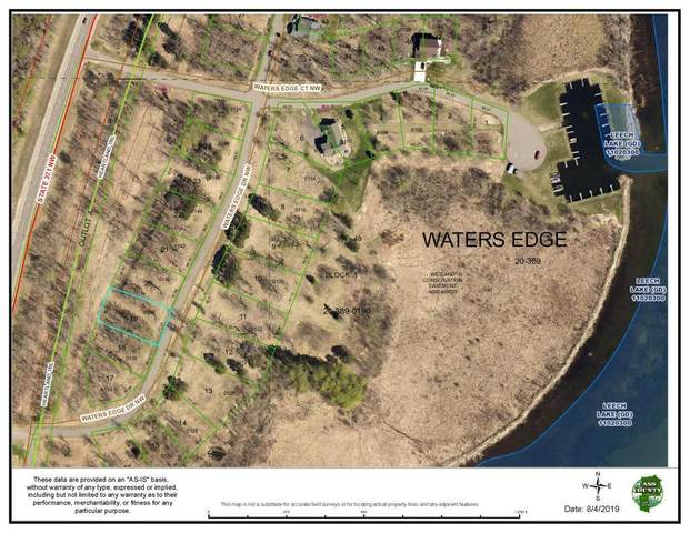 Lot 19 Waters Edge Drive NW, Walker, MN 56484 (#5636905) :: The Michael Kaslow Team