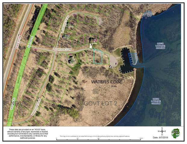 Lot 2 Waters Edge Drive NW, Walker, MN 56484 (#5636909) :: The Michael Kaslow Team