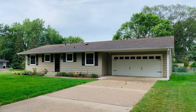 10602 Hollywood Boulevard NW, Coon Rapids, MN 55433 (#5638239) :: Tony Farah | Coldwell Banker Realty