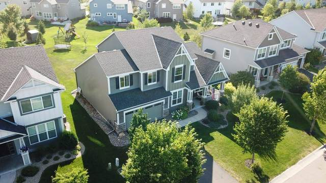 11235 Walnut Lane, Woodbury, MN 55129 (#5638337) :: Tony Farah | Coldwell Banker Realty