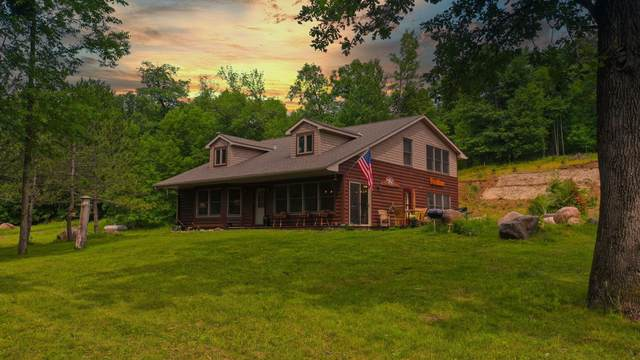 14829 River Bluffs Road, Crosslake, MN 56442 (#5638536) :: Tony Farah | Coldwell Banker Realty