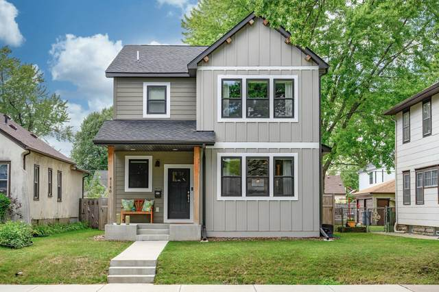 4148 45th Avenue S, Minneapolis, MN 55406 (#5640610) :: The Preferred Home Team