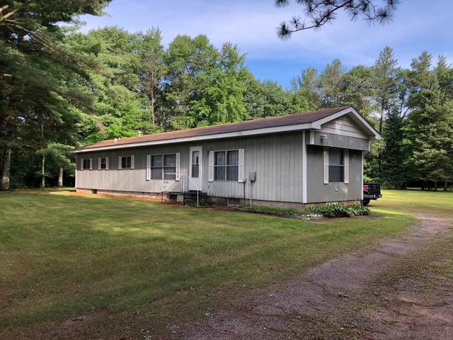 7146 State Road 70, Webster, WI 54893 (#5640856) :: Tony Farah | Coldwell Banker Realty