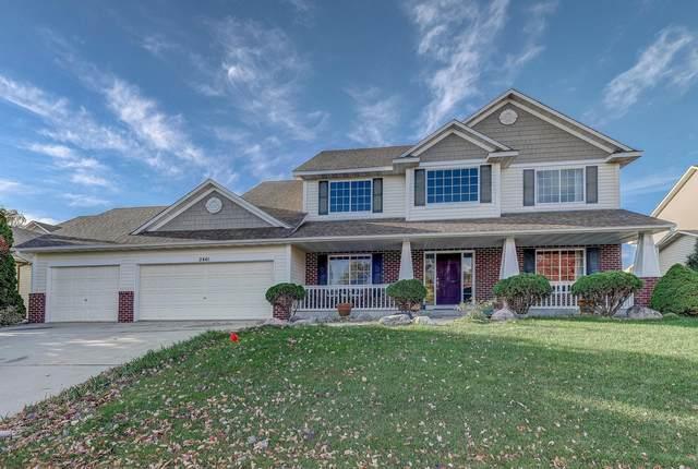2461 Clover Field Drive, Chaska, MN 55318 (#5641566) :: Tony Farah | Coldwell Banker Realty