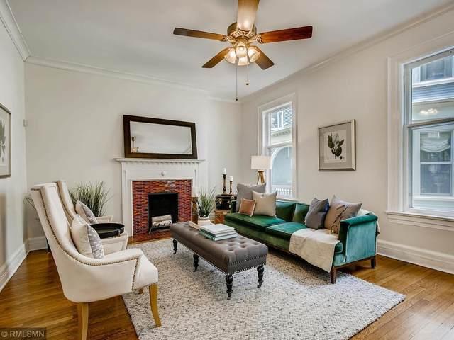 461 Holly Avenue #2, Saint Paul, MN 55102 (#5642135) :: The Pietig Properties Group