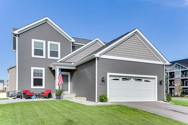 18103 Gladstone Trail, Lakeville, MN 55044 (#5645938) :: Tony Farah   Coldwell Banker Realty