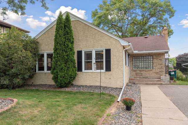 3717 Reservoir Boulevard, Columbia Heights, MN 55421 (#5648447) :: The Preferred Home Team