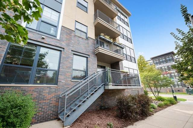 2565 Franklin Avenue #105, Saint Paul, MN 55114 (#5649639) :: Bos Realty Group