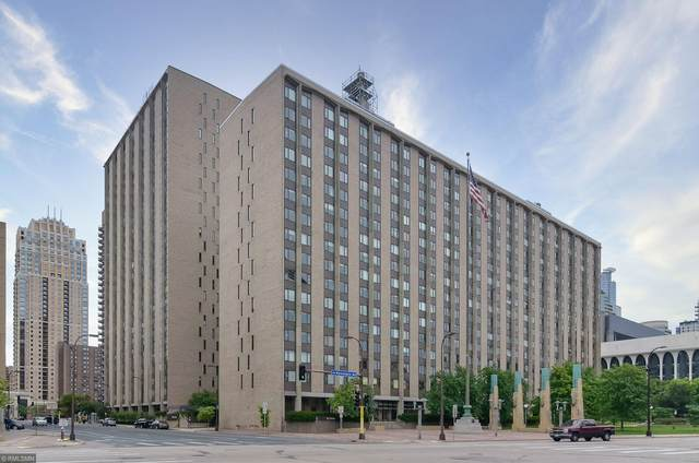 19 S 1st Street B1205, Minneapolis, MN 55401 (#5649711) :: Bos Realty Group