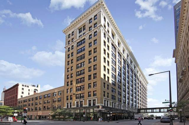 350 Saint Peter Street #807, Saint Paul, MN 55102 (#5650272) :: The Pietig Properties Group