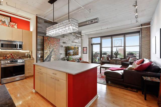 290 Market Street #601, Minneapolis, MN 55405 (#5651130) :: Bos Realty Group