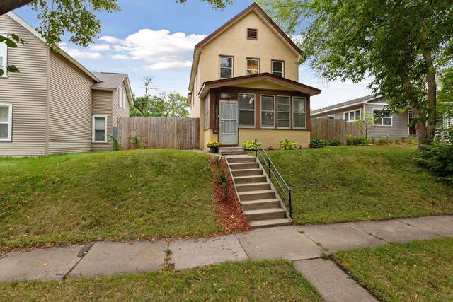 1172 Ross Avenue, Saint Paul, MN 55106 (#5652243) :: The Pietig Properties Group