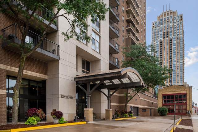 401 S 1st Street #1514, Minneapolis, MN 55401 (#5652354) :: The Pietig Properties Group
