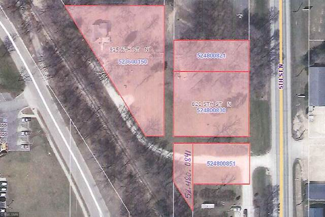 820 5th Street N, Cannon Falls, MN 55009 (#5652671) :: Holz Group