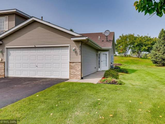 2160 Cleveland Lane S, Cambridge, MN 55008 (#5656314) :: Servion Realty