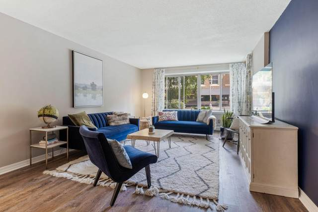 2727 W 43rd Street #102, Minneapolis, MN 55410 (#5656628) :: Bos Realty Group