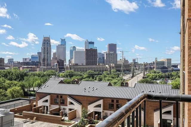 110 1st Avenue NE F802, Minneapolis, MN 55413 (#5656936) :: Tony Farah | Coldwell Banker Realty
