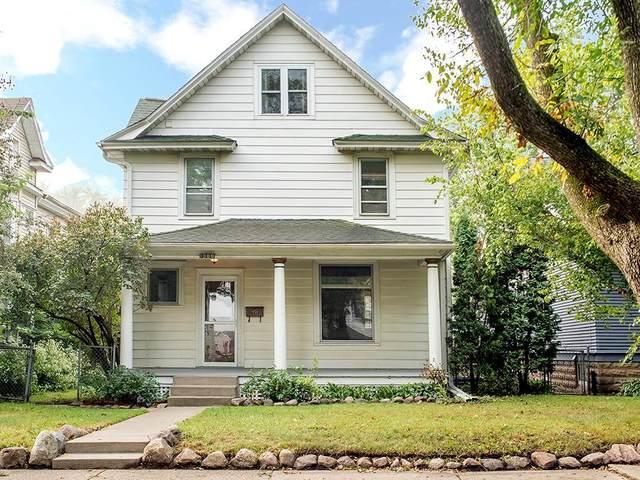 1388 Thomas Avenue, Saint Paul, MN 55104 (#5657037) :: The Preferred Home Team
