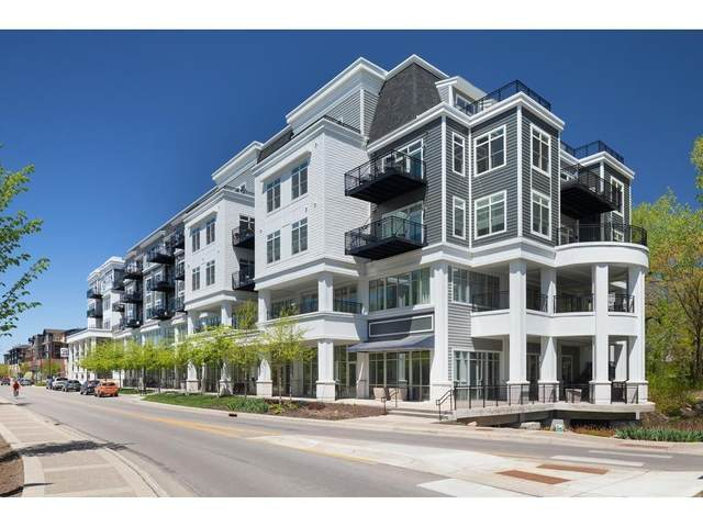 935 Lake Street E #306, Wayzata, MN 55391 (#5658166) :: The Janetkhan Group