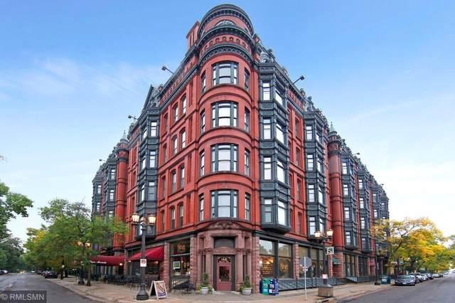 165 Western Avenue N #406, Saint Paul, MN 55102 (#5658695) :: The Pietig Properties Group