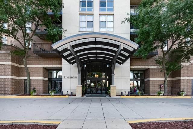 401 S 1st Street #1022, Minneapolis, MN 55401 (#5659098) :: Holz Group