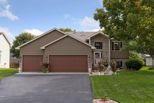 4609 Marigold Avenue, Brooklyn Park, MN 55443 (#5659347) :: Tony Farah | Coldwell Banker Realty