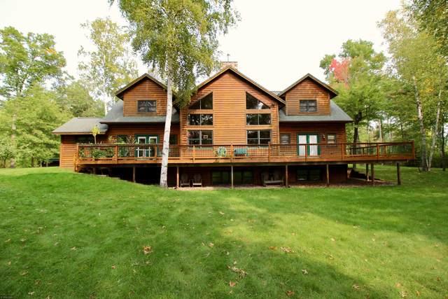 12441 Bass Lake Road, Merrifield, MN 56465 (#5659559) :: The Pietig Properties Group