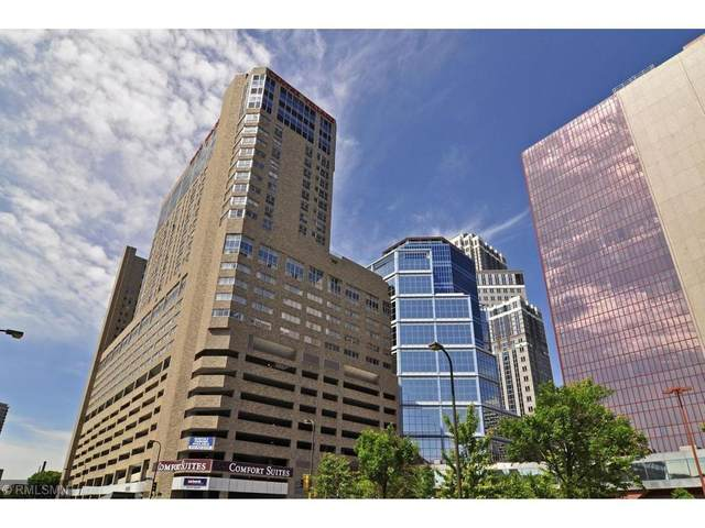 433 S 7th Street #2105, Minneapolis, MN 55415 (#5659591) :: Bos Realty Group