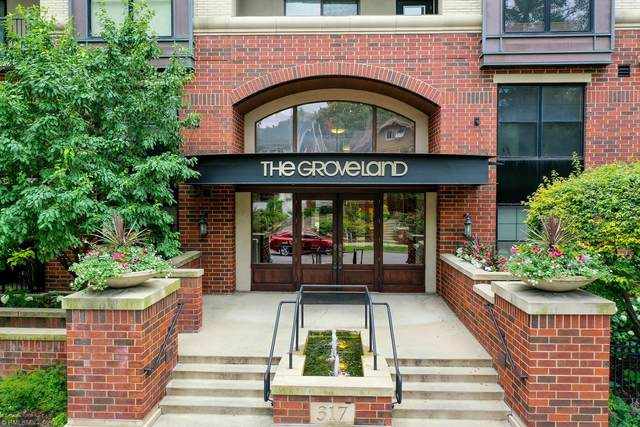 317 Groveland Avenue #608, Minneapolis, MN 55403 (#5660024) :: The Preferred Home Team