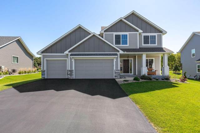 5709 Edgewater Drive, Savage, MN 55378 (#5660052) :: The Janetkhan Group