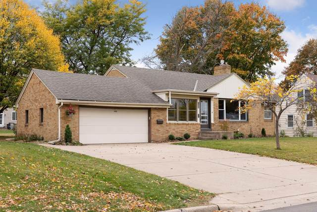 1400 Shryer Avenue W, Roseville, MN 55113 (#5662070) :: Happy Clients Realty Advisors