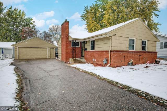 634 Park Valley Drive W, Hopkins, MN 55343 (#5662247) :: Bre Berry & Company