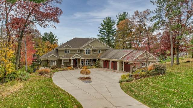 5715 N Shore Drive, Seymour Twp, WI 54703 (#5666665) :: Happy Clients Realty Advisors