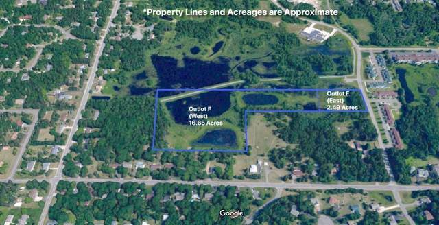 East F Grand Oaks Drive, Baxter, MN 56425 (#5671667) :: The Pietig Properties Group