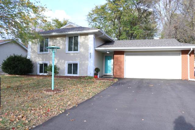 837 Cortland Drive, Apple Valley, MN 55124 (#5672473) :: Twin Cities South