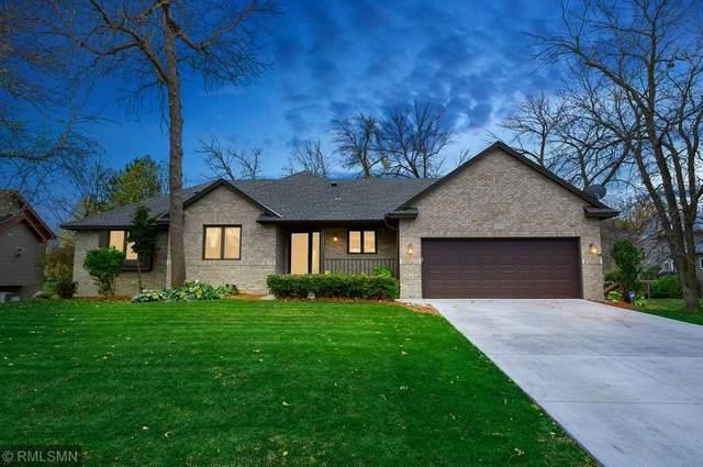 8997 Montegue Terrace, Brooklyn Park, MN 55443 (#5672779) :: Tony Farah | Coldwell Banker Realty