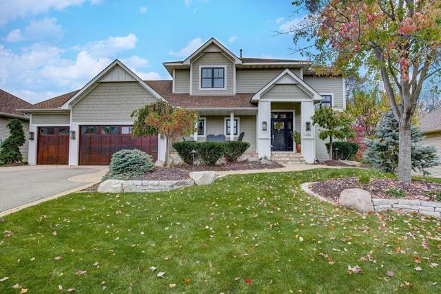 1432 Kingswood Ponds Road, Eagan, MN 55122 (#5676688) :: Tony Farah | Coldwell Banker Realty