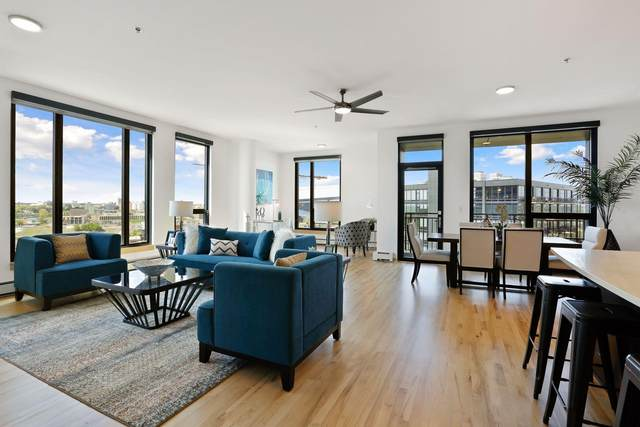 1240 S 2nd Street #1118, Minneapolis, MN 55415 (#5678069) :: Bos Realty Group