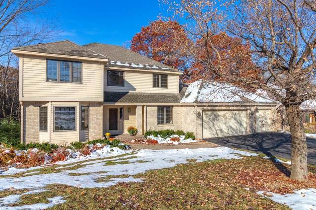 1277 Wilderness Curve, Eagan, MN 55123 (#5678159) :: Twin Cities South