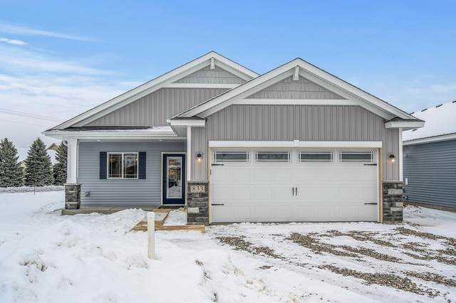 833 Golden Way NW, Isanti, MN 55040 (#5680464) :: Twin Cities Elite Real Estate Group | TheMLSonline