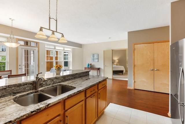 2405 39th Avenue NE #306, Saint Anthony, MN 55421 (#5680847) :: Happy Clients Realty Advisors