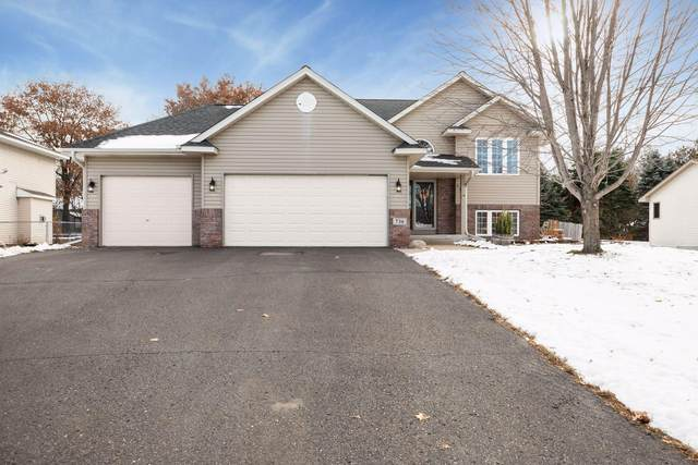 736 141st Avenue NW, Andover, MN 55304 (#5685268) :: The Jacob Olson Team