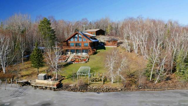 5858 Echo Point Road, Tower, MN 55790 (#5686426) :: Tony Farah | Coldwell Banker Realty